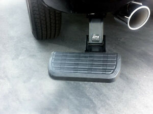 Amp Research Bedstep Bumper Step 09 18 Dodge Ram 1500 With Factory Dual Exhaust