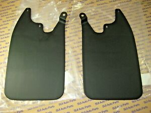 Toyota Tacoma Truck Front Mud Flap Set Drivers And Passengers 4x4 And Pre runner