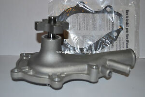 Yale Forklift Truck 512781801 5127818 01 800123623 Water Pump Chrysler 225