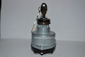 Toyota Forklift Parts 00591 45198 81 Ignition Switch