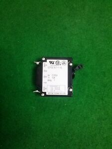 Nippon Thermo Icp30 n 1 1 5 Circuit Protector 5a Used