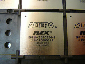 Altera Epf10k30bc356 3 Ic Fpga 246 I o 356 bga new