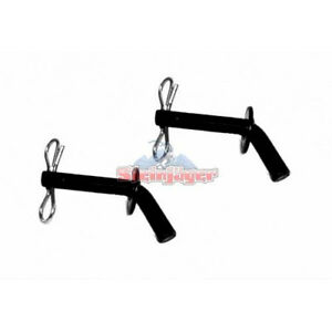 Front Sway Bar Disconnect Pin Clip Pair For Jeep Wrangler Tj 1997 06 J0028973