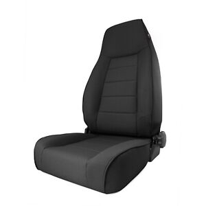 Black Front Xhd Reclining Seat For Jeep Wrangler Tj 1997 2006 13412 15