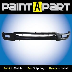 2001 2002 2003 2004 Toyota Tacoma 2wd 4wd Front Bumper Premium Painted