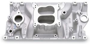Edelbrock 2116 Performer Intake Manifold Small Block Chevy W Vortec Heads