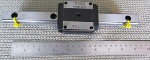 Thk Linear Rail 20mm Wide Guided Motion Rsr 20 Carriage Block 220mm 8 6 Iko