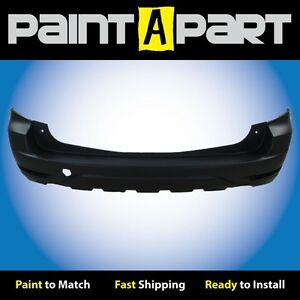 2009 2010 2011 2012 2013 Subaru Forester Rear Bumper Cover premium Painted
