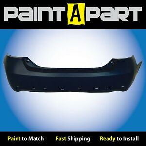 Fits 2007 2008 2009 2010 2011 Toyota Camry se 4cyl rear Bumper Premium Painted