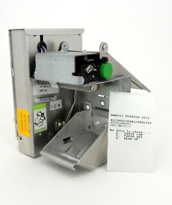 New Gilbarco E300 Dispenser M00317a003 Printer Assembly