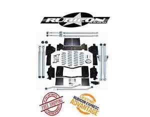 Rubicon Express 4 5 Extreme Duty Long Arm System 93 98 Jeep Grand Cherokee Zj