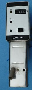 Haake D3 Immersion Heater Circulator