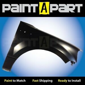 2004 2005 2006 2007 2008 Ford F150 W O Mldng Right Fender Premium Painted