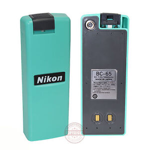 Bc 65 Battery For Nikon Total Station Surveying Bc65 Dtm npl npr q75e