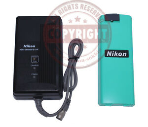 Bc 65 Battery Charger For Nikon Total Station Surveying bc65 dtm npl npr q75e