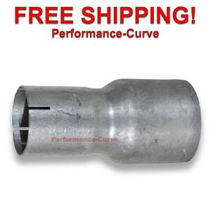 4 Od To 3 Id Diesel Race Exhaust Reducer