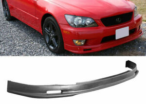 For 2001 2005 Lexus Is300 Mug Urethane Front Bumper Lip Spoiler Body Kit