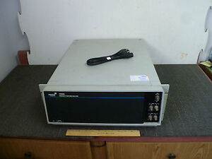 Solartron Analytical 1252a Frequency Response Analyzer
