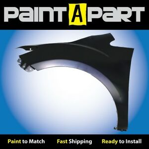 2007 2008 2009 Mazda Cx 7 Left Driver Fender Ma1240156 Painted