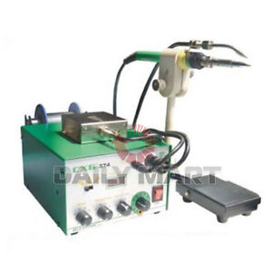 Cxg 374 Automatic Tin Supply Feed System Lead free Welding Soldering Machine