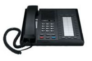 Comdial Impact 8124s gt 24 Button Speakerphone Black B Stock Refrb Warnty