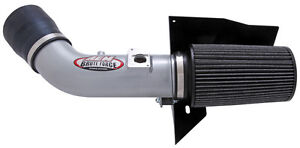Aem Brute Force Air Intake 01 04 Ford F 150 Harley Lightning 5 4l Gray
