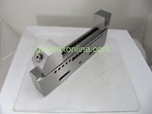 Gromax 6 Stainless Steel Wire Cut Vise Hardened Milling 0002 Wst150