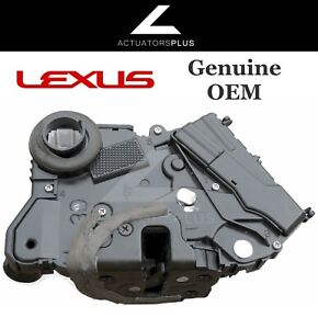 Lexus Gs300 350 430 460 Oem Front Left Door Lock Actuator 2006 2011 lifetime