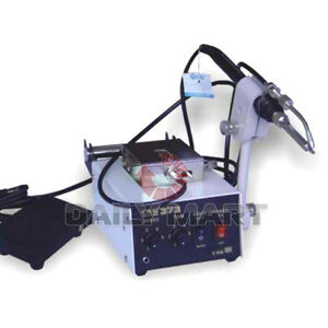 Cxg 373 Automatic Tin Supply Feed System Lead free Welding Soldering Machine