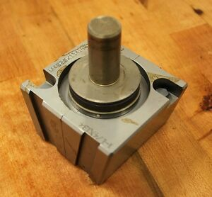 Parker M4020x134180 Flanging Die Set With B4020x134180 Tap Flange Tool Used