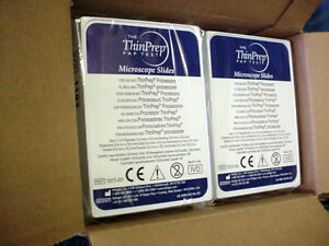 500 Hologic 70303 001 The Thin Prep Pap Test Microscope Slides 1 00 Each