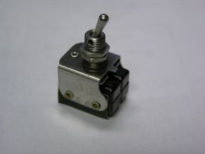 Mil spec Honeywell 6at4 Dpdt 1 4 Bushing Panel Mount Toggle Switch Assembly
