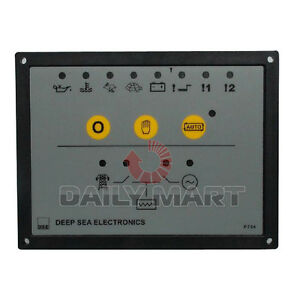 Dse704 Replacement For Deep Sea Generator Controller Module Control Panel