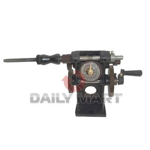 New Nz 5 Manual Hand Coil Winding Machine Winder Two Speed