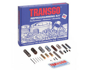 A340 Aw4 Transgo Reprogramming Shift Kit A341 A343 Toyota Jeep Sk340 Hd2