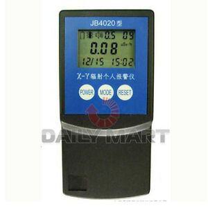 Jb4020 New Gamma Nuclear Radiation Detector Geiger Dosimeter Counter