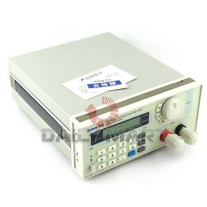 New Array 3710a Usb Programmable Dc Electronic Load 150w 0 360vdc 0 30adc
