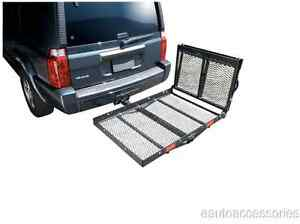 Pro Series 1040200 Trailer Hitch Cargo Carrier Loading Ramp