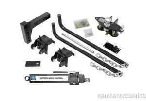 Pro Series 49902 Complete Round Bar Weight Distribution Kit W 10k Capacity