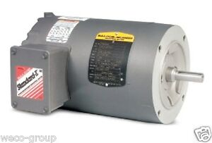 Knm3454 1 4 Hp 1725 Rpm New Baldor Electric Motor