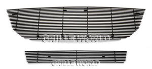 For 2009 2010 Dodge Journey R T Se Sxt Black Billet Premium Grille Combo