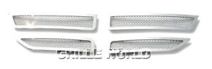 For 2011 2018 Dodge Journey Stainless Steel Mesh Main Upper Grille Insert