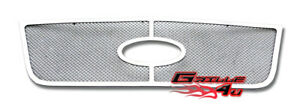 For 2003 2006 Ford Expedition Stainless Steel Mesh Premium Grille Insert