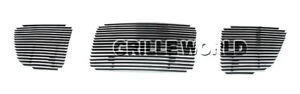 Customized For 98 2000 Customized Ford Ranger 4wd Billet Premium Grille Insert
