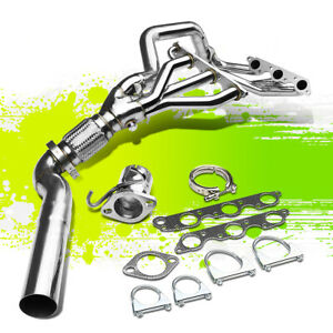 For 97 05 Grand Prix gtp regal impala 3 8l 6 2 1 Racing Exhaust Header Manifold