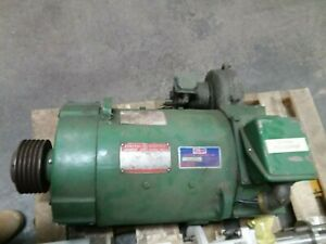 5c0164ra005a801 C0259at General Electric Dc Direct Current Motor 15hp 240vdc