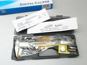 Igaging Origin Cal Absolute Origin Electronic Caliper 6 150mm Digital Ip54 S s