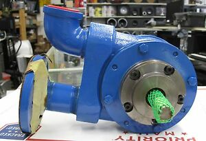 Tuthill Pf 4rccfn 6521 Rotary Pump 22 Gpm 90 Psi 1165 Rpm Surplus