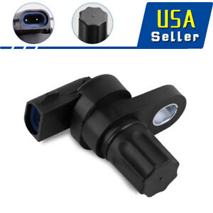 1x Rear Differential Abs Wheel Speed Sensor For Lincoln Ford F150 E150
