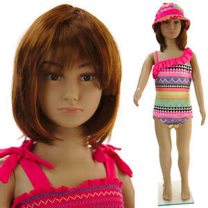 Girl Boy Mannequin stand Abt 5yrs Old Female Child Mannequin cb1